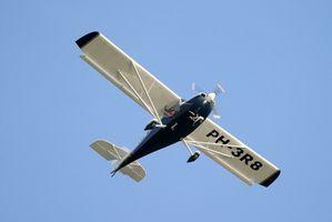 Verwendung einer Luftfahrt-Plotter