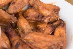 Wie man BBQ Wings auf ein Gas-Grill Kochen