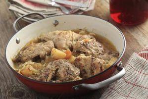 Wie man Biber Fleisch kochen