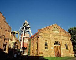 Geschichte des Bergbaus in Keystone, SD