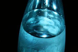 Wasser in Flaschen-Mythen