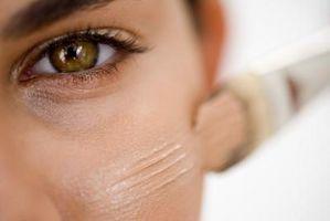 Make-up für Mischhaut Bewerbungsinfos