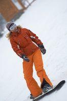 So reinigen Sie Snowboard Handschuhe