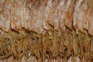 Welche Gewürze Dörrfleisch machen?