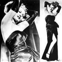 Wie Sie Kleid wie Rita Hayworth