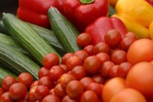 Vor- und Nachteile von Waschen von Obst und Gemüse vor Kälte