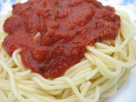 Gewusst wie: hausgemachter Tomatensauce Einfrieren