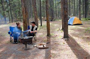 Bedeutung der Camping Aktivitäten für Kinder