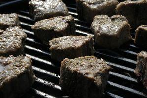 Wie man ohne Knochen Beef Ribs Grillen