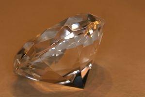 Was sind die unterschiedlichen Farben Qualitäten von Diamanten?