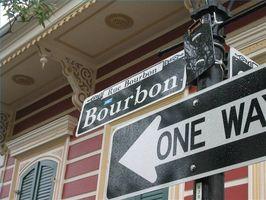 Geschichte der Bourbon Street