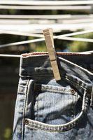 Gewusst wie: Ändern der Wash Jeans