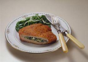 Tipps für Poulet Cordon Bleu
