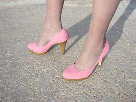Wie man Schuhe größer machen