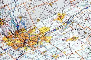 Gewusst wie: bestimmen Sie die Entfernung zwischen Städten
