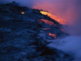 Über Vulkan Tambora