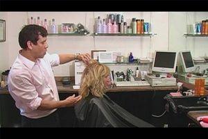 Rockabilly Frisuren Vorgehensweise