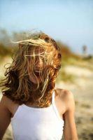 How to Make Salzwasser für Haare