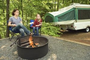 Campingplätze um Ludington, Michigan