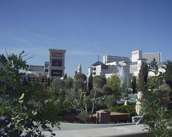 Las Vegas-Motels in der Nähe der Streifen