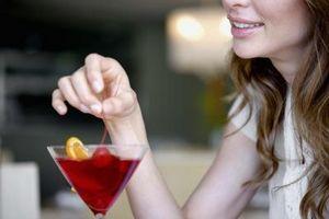 Arten von Vodka Martinis