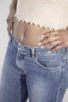 Dinge zu suchen nach Erhalt Ihres Bellybutton durchbohrt