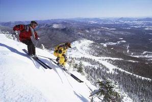 Wie Skier, Grind zu steinigen