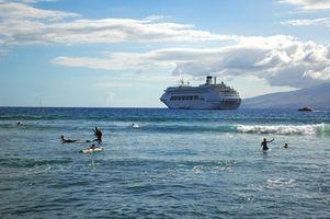 Wie man rund um die Inseln von Hawaii Kreuzfahrt