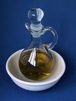 Wie extrahiere ich Öl aus einem Canola Samen?