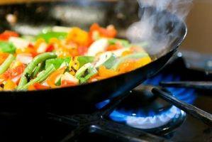 Kochen mit eloxiertem Aluminium-Kochgeschirr