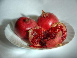 Gewusst wie: Speichern von Granatapfelsaft