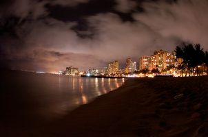 Hotels auf Waikiki Beach, Honolulu