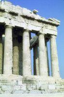 Berühmte Orte, die Menschen in Athen zu gehen