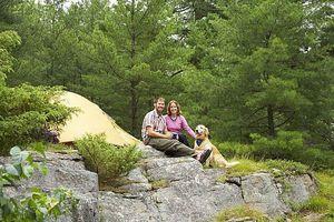 Wie in den Genuss von Amerikas beste Campingplätze