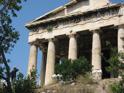 Denkmäler in Griechenland