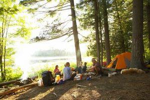 Zum Camp langfristige