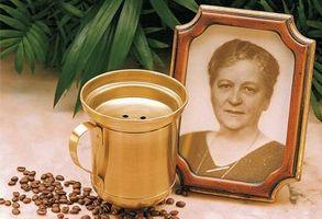 Wie werden Kaffeefilter hergestellt?