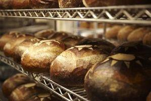 Italienischen süßes Brot Gewürze