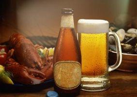 Wie man das Fleisch mit Bier zart