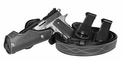 Arten von Pistole Holster