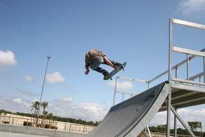 Skateboard: Fit & Typen