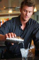 Getränke mit 5 Arten von Alkohol