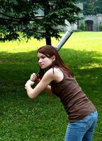 Wie man Größe Jugend-Softball-Schläger