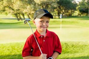 Wie man Golf-Netze
