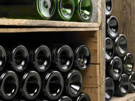 Gewusst wie: Speichern von Merlot Wein