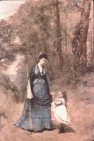 Kinderbekleidung im viktorianischen Zeitalter