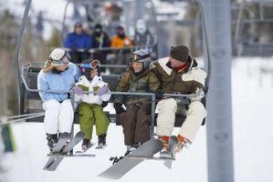 Wie Downhill Ski bist du ein Weichei