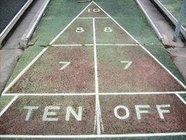 Shuffleboard Regeln