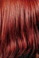 Natürliche Vitamine helfen Haar dicker geworden