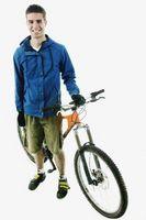 Wie man einen Anhänger bauen für das Schleppen der Fahrräder